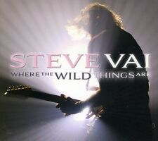 Steve Vai - Where the Wild Things Are [New CD]