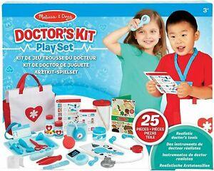 Doctor Set Get Well Pretend Play Toy Set | 3+ | Gift Melissa & Doug 18569