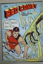 Red Comet November 1961 #4 in very good condition