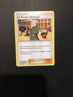 Lt. Surge's Strategy - 178/214 - Uncommon Pokemon SM10 Unbroken Bonds M/NM En