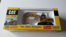 CAT 320C L Excavadora / NORSCOT / ESCALA 1:50 / CATERPILLAR