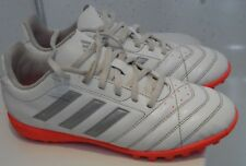 ADIDAS GOLETTO V TF FOOTBALL TRAINERS UK 5.5 EUR 38.5 WHITE ASTROTURF SOCCER