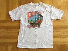 Vintage Pink Floyd Staff T Shirt Sacramento CA *Bill Graham Presents* 1988 XL