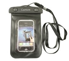 Waterproof Phone Pouch  - Touch Through Transparent - Wholesale Lots Available
