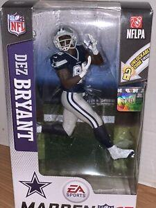 MADDEN NFL Dallas Cowboys Dez Bryant FIGURE BRAND NEW