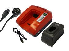 7,2-18V Ladegeräte für Bosch PSR 14.4-2, PSR 14.4/N, PSR 14.4VE,2607335682, Rot
