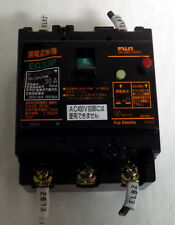 Fe FUJI ELECTRIC MODEL EG33F 30A 3-POLE CIRCUIT BREAKER (DAMAGED)