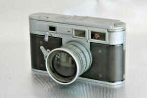 Elite Tins - Vintage Leica Camera Style Tin - BNWT