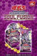 Japanese Yugioh, SOUL FUSION Booster Box Sealed SOFU