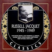 Russell Jacquet: 1945-1949 by Russell Jacquet-CLASSICS CD NEWS 1145-NEW SEALED C