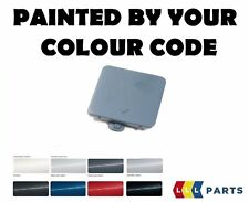 BMW NEW E63 E64 FRONT BUMPER TOW HOOK EYE COVER PAINTED BY YOUR COLOUR CODE