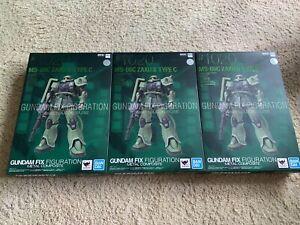Gundam Fix Figuration Metal Composite / Metal Build MS-06c Zaku II GFFMC Bundle