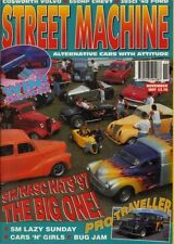 November Street Machine Monthly Transportation Magazines