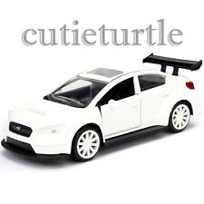 Jada Fast & Furious 8 The Fate of the Furious 1:32 Little Nobody Subaru Wrx Sti