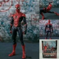 New S.H.Figuarts SHF MARVEL Spider-Man Far From Home Action Figures Boxed