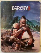 Far Cry 3 Steelbook Case PS4/XBOX (NO GAME)