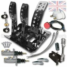 FITS FORD FIESTA MK1-2-3 FLOOR MOUNTED CABLE PEDAL BOX KIT – SPORTLINE 3-PEDAL