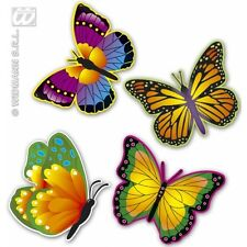 NEON BUTTERFLY 1 of 4 styles Decoration for Caterpillar Bug Insect Animal Party