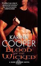 Complete Set of 5 Dark Mission books by Karina Cooper Urban Fantasy