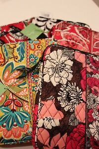 NWT Vera Bradley Tablet Sleeve **multiple retired patterns** 8 x 10.25 x 1 inch