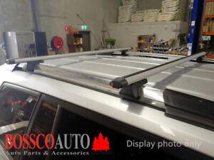 Silver Roof Racks suitable for Skoda Octavia Wagon NE Series 2015-2020