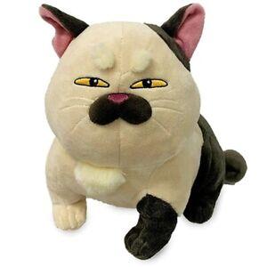 7 Inch Luca Movie Machiavelli Plush Cat Lovely Giulia Father Cat Doll Funniest C