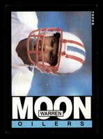 Warren Moon Rookie Card 1985 Topps #251