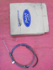 1974 1975 Ford Supercab Pickup Rear Parking Brake Cable, NOS D4TZ-2A635-C F-150