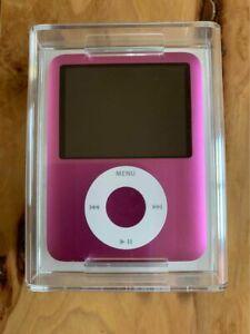 Factory Sealed Apple iPod Nano (8GB) Pink