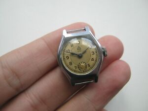 1930s wintage Swiss ladys watch for repairs