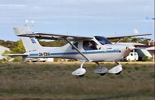 Jabiru J-170 Australian Ultralight Light-Sport Aircraft Desktop Wood Model Large