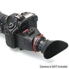 KAMERAR QV-1 LCD VIEWFINDER  FOR CANON 5D 6D 7D 60D 70D T5I / FREE EYECUSHION