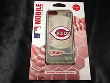 Cincinnati REDS Licensed MLB Protector Hard shell Case for Apple iPhone 5