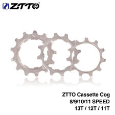 Mountain Bicycle Cassette Cog Mountain bicycle Silver Accessories Practical