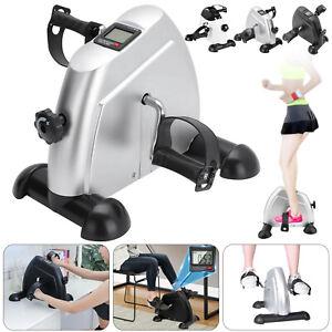 LCD Mini Pedaltrainer Heimtrainer Arm und Beintrainer Fahrradtrainer Fitnessbike