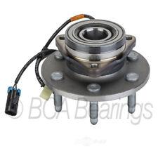 Wheel Bearing and Hub Assembly Front Right BCA Bearing WE61574