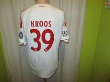 FC Bayern München Adidas Champions League Trikot 2008/09 + Nr.39 Kroos Gr.L TOP