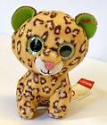 New McDONALDS TY TEENIE BEANIE BOOS Leopard 14 Freckles Plush Happy Meal Toy NW