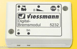 Viessmann 5232 Module de Freinage Numérique pour Märklin
