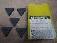 KENNAMETAL INDEXABLE INSERTS KC910 5 PCS TPG 544 (IK0357)