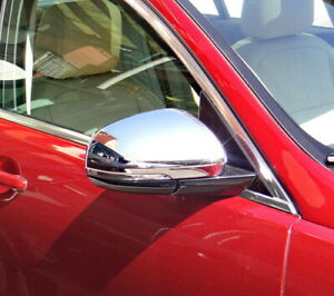 IDFR Jaguar XK X150 2010~2014 Chrome cover for side door mirror