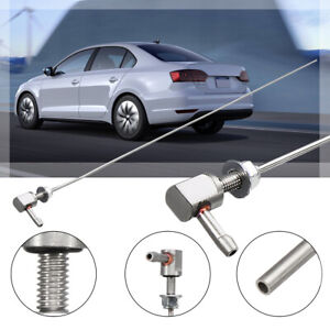 49cm Fuel Tank Sender Stand Pipe Pick Up Clip Hose For Car Diesel Heater Tool
