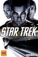 Star Trek XI (DVD, 2009, 2-Disc Set) NEW