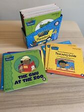 Learning Resources Reading Rods Readers Phonics Foundation Books - Series 1 & 2