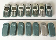 Nokia Job Lot/ N* 7 pcs / NOKIA 3410 - NHM-2NX - Sim Free Fully working  -Tested