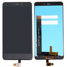LCD DISPLAY Xiaomi RedMi Note 4 nero vetro touch screen display LCD schermo