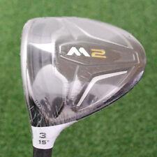 TaylorMade Golf 2016 M2 Fairway 3 Wood LEFT HAND Matrix Red Tie Stiff Flex New