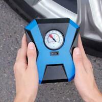 12V Fast Tire Inflator Auto Car Air Compressor Electric New 100PSI Portable A6V4