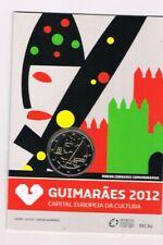 PORTUGAL 2 EURO 2012 GUIMARAES  COINCARD