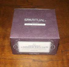 spa ritual 21 Mineral Bath Salts with Egyptian Geranium 7.7 oz